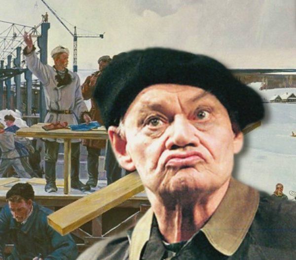 Афанасий Кочетков в последние годы жизни. Фото Вокруг ТВ