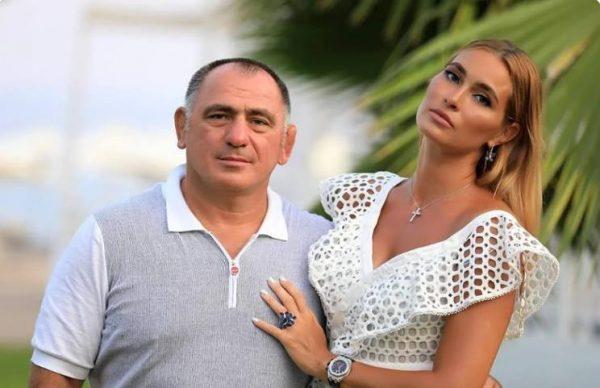 Вика Джатиева и Махарбек Хадарцев