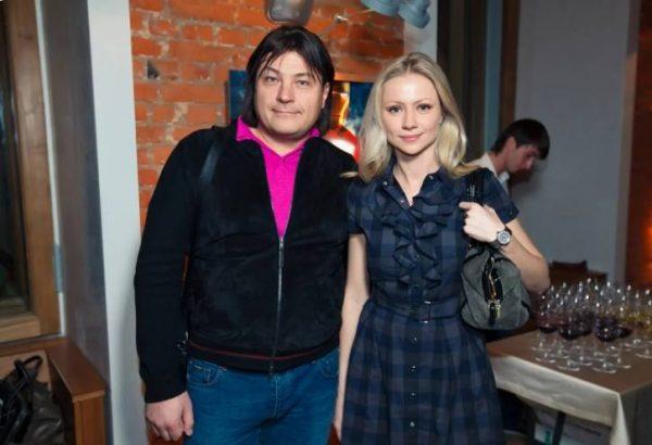 Мария Миронова с первым мужем Игорем Удаловым. Фото Инстаграм