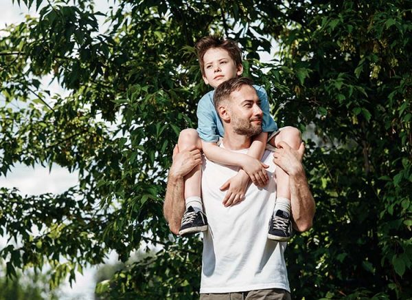 Шепелев с сыном Платоном