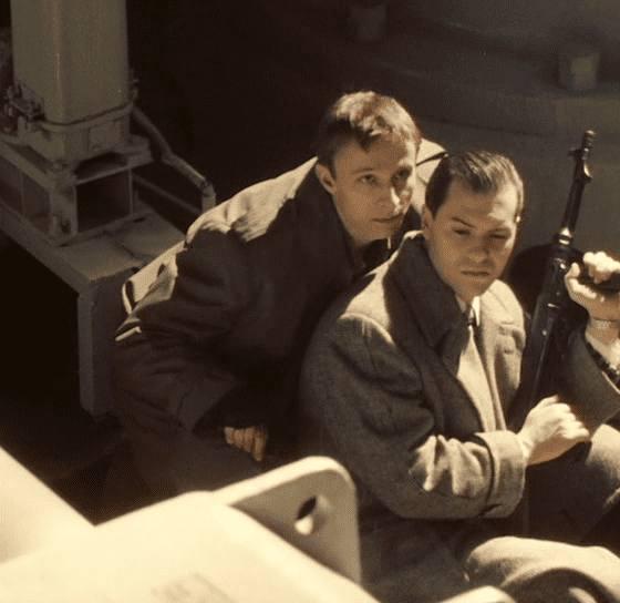 Иван Охлобыстин в фильме «Арбитр», 1991 год. Он написал к нему сценарий. Фото uznayvse.ru