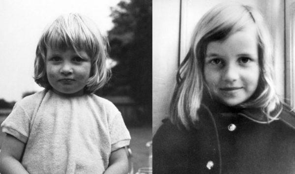 Принцесса Диана в детстве. Фото из открытого доступа