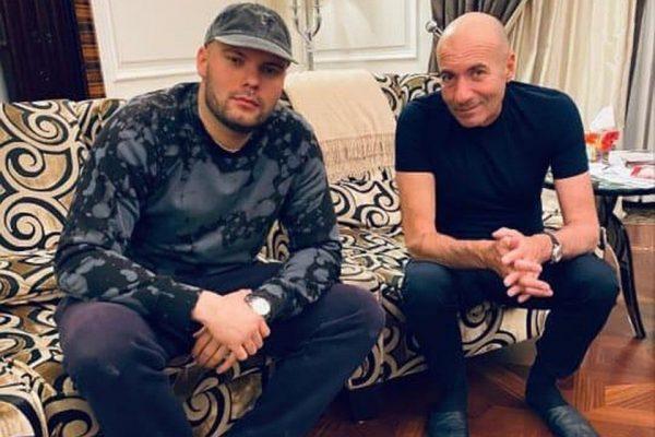 Игорь Крутой с внебрачным сыном Яковом Крутым, фото: соцсети