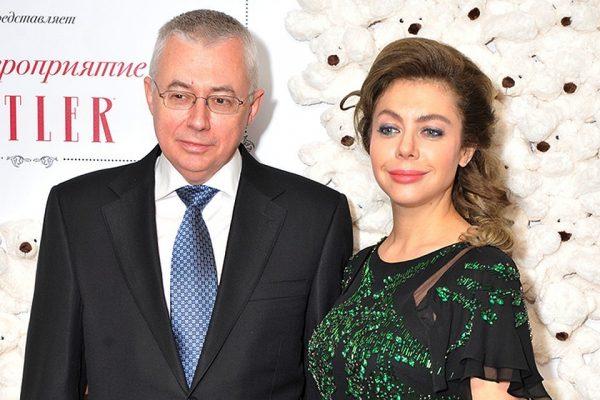 Божена Рынска и Игорь Малашенко, фото:kp.ru