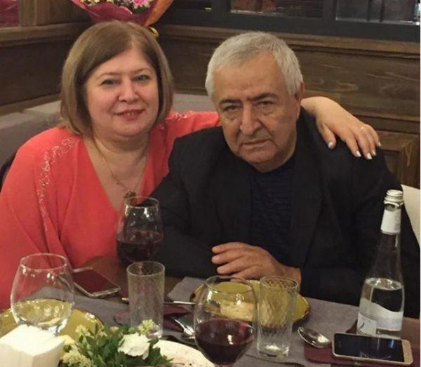 Анна Манукян, Ашот Манукян