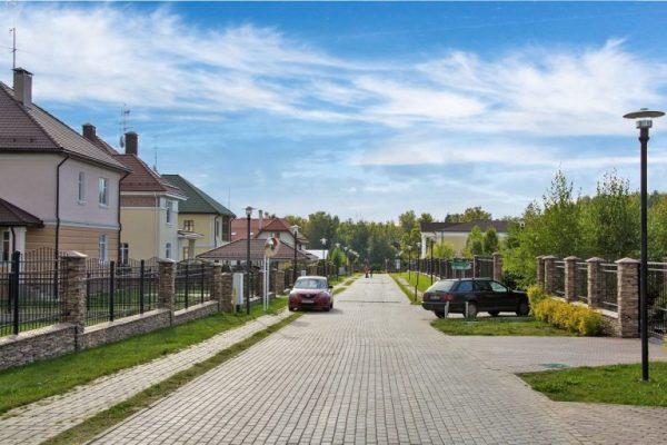 Посёлок Новоглаголево. Фото