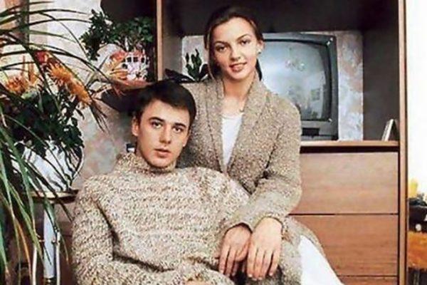 Игорь Петренко и его первая жена – актриса Ирина Леонова