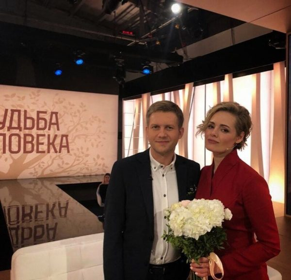 Анна Миклош в гостях Корчевникова