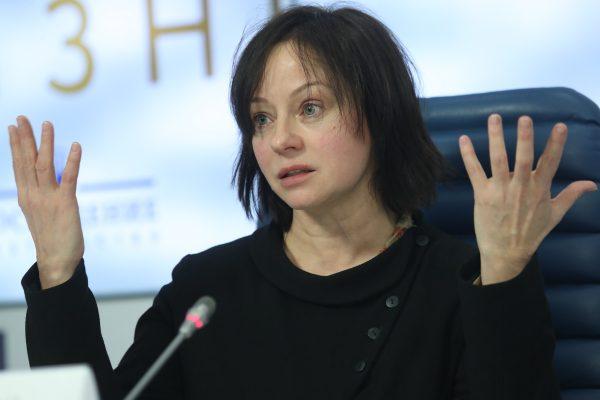 Евгения Добровльская