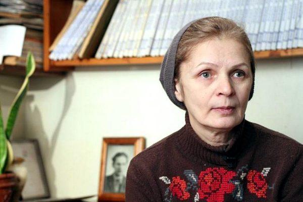 Ольга Мамонова