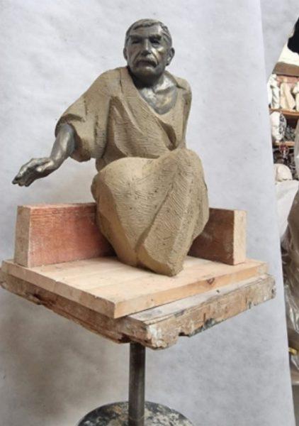Фото памятника Джигарханяна