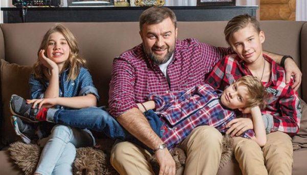 Семейное фото Пореченкова