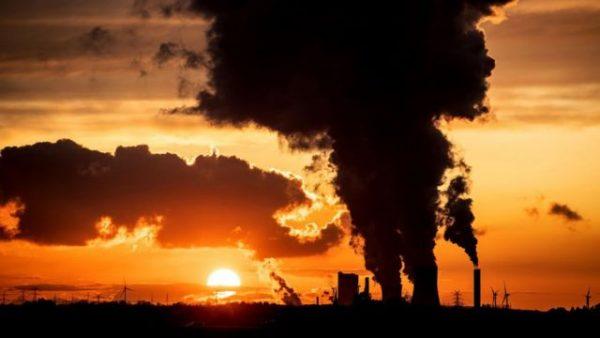 Парниковые газы. Фото ВВС