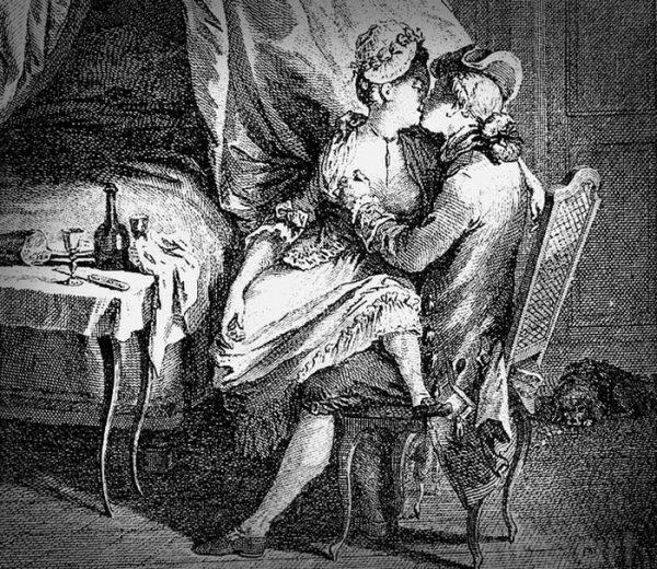 Казанова и Генриетта