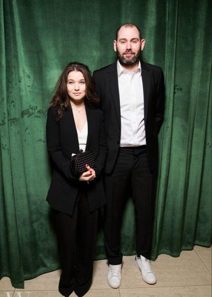 Семён Слепаков и Карина Аванесян