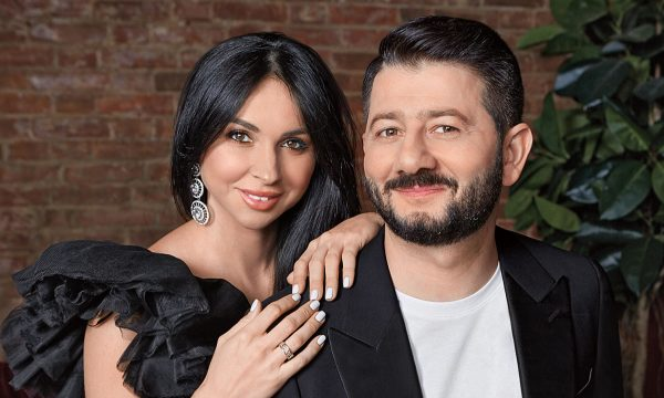 Виктория и Михаил Галустян, фото:wday.ru