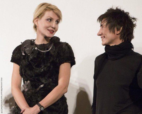 Земфира и Рената Литвинова, фото:pokatim.ru