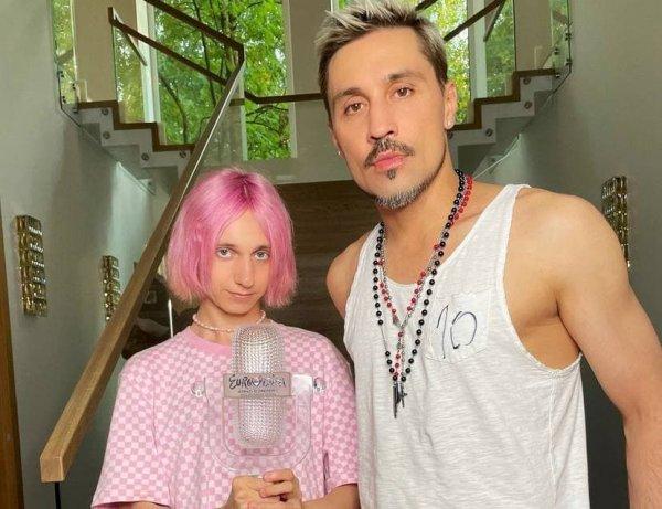 Дима Билан и Даша Корейка, фото:vladtime.ru