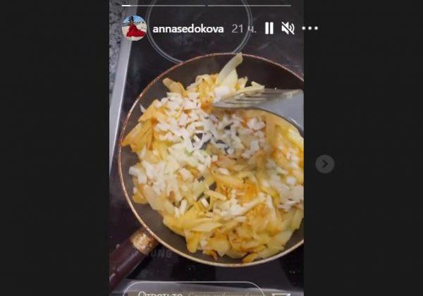Седокова огорошила фотографией завтрака: да у нее аппетит Скарлетт О'Хара!