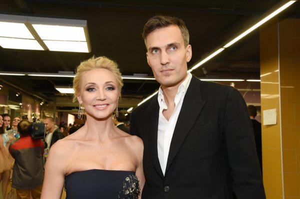 Кристина Орбакайте и Михаил Земцов, фото:russianteleweek.ru