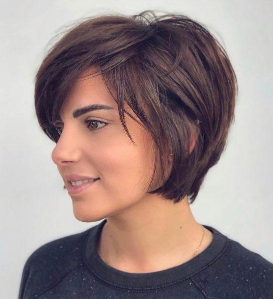 Самые модные женские стрижки 2021-2022 года - главные тенденции и тренды, фото стильных стрижек на короткие, длинные и средние волосы