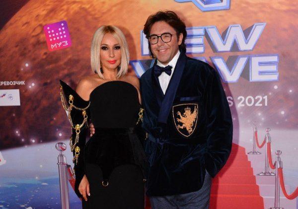 Андрей Малапхов и Лера Кудрявцева,фото:instagram.com/newwave_official/