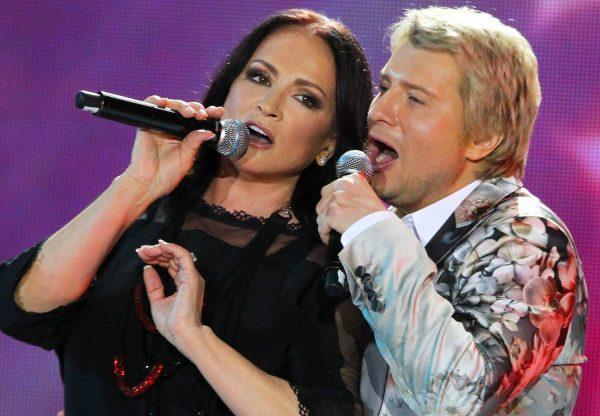 Николай Басков и София Ротару, фото:rotarusofi.ucoz.ru
