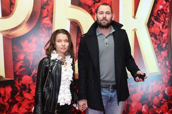 Карина Аванесян и Семён Слепаков