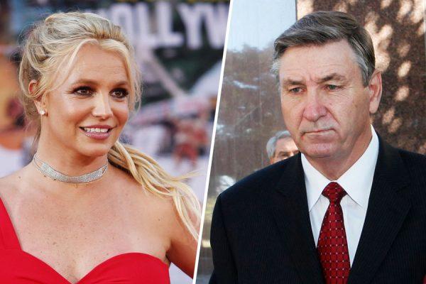 Бритни Спирс и её отец. Фото gazeta.ru