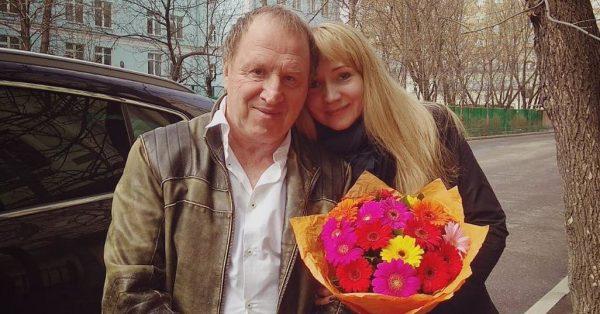 Владимир Стеклов и Ирина Дерягина, фото:goodhouse.ru