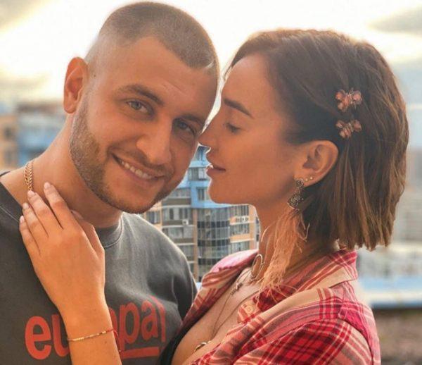 Ольга Бузова и Давид Манукян, фото:obovsyom.com