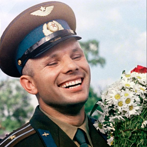Юрий Гагарин. Фото iz.ru