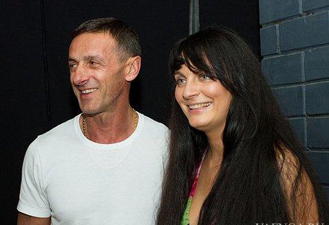 Елена Ваенга и Иван Матвиенко. Фото mc.bk55.ru