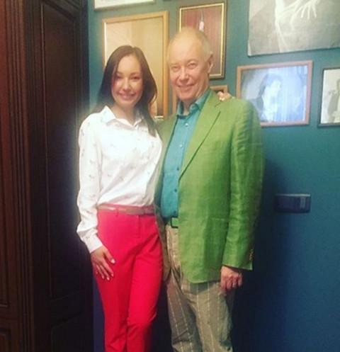 Владимир и София Конкины