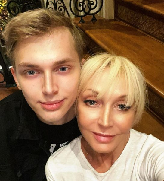 Кристина Орбакайте и Дени Байсаров, фото:goodhouse.ru