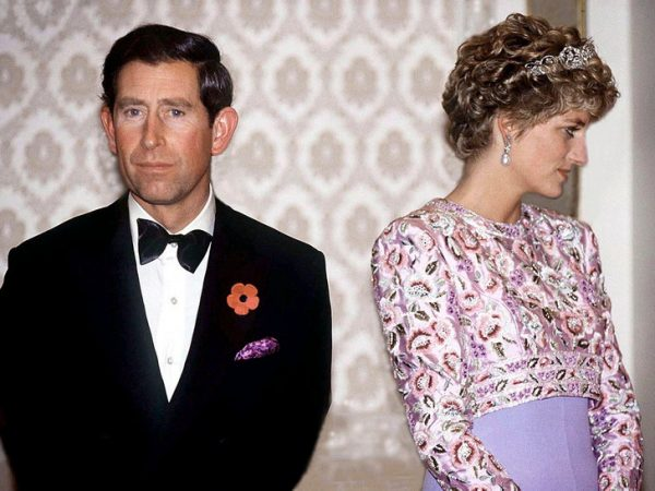 принц и принцесса Уэльские
