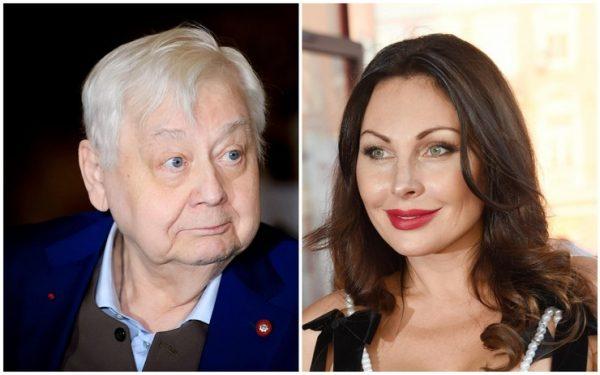 Олег Табаков, Наталья Бочкарева,