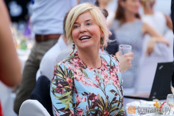 Татьяна Арно, фото:fontanka.ru