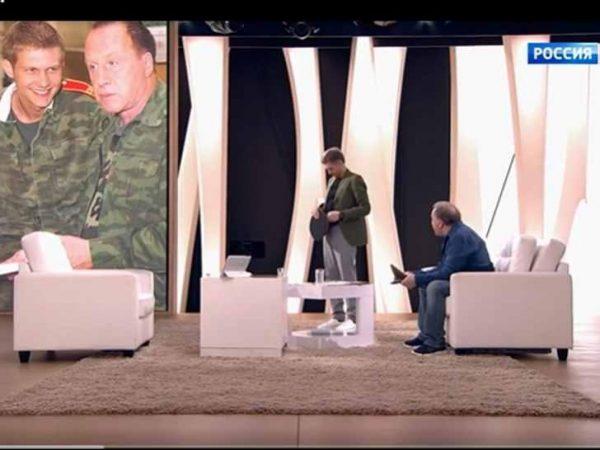 Борис Корчевников и Владимир Стеклов