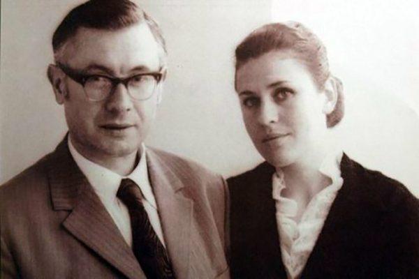 Юрий Саульский и Валентина Толкунова