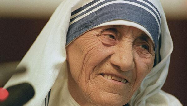 Мать Тереза. Фото ria.ru