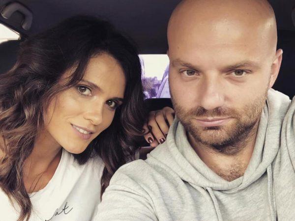 Слава Дёмин и Ксения Мищенко. Фото gordonua.com