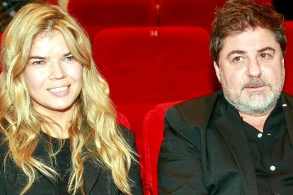 Цекало и Виктория Галушка. Фото cosmo.ru