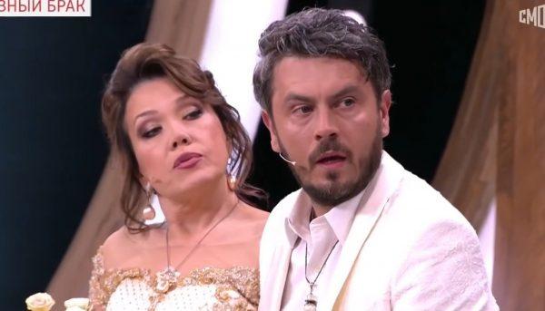 Азиза с мужем. Фото bublik.delfi.ee