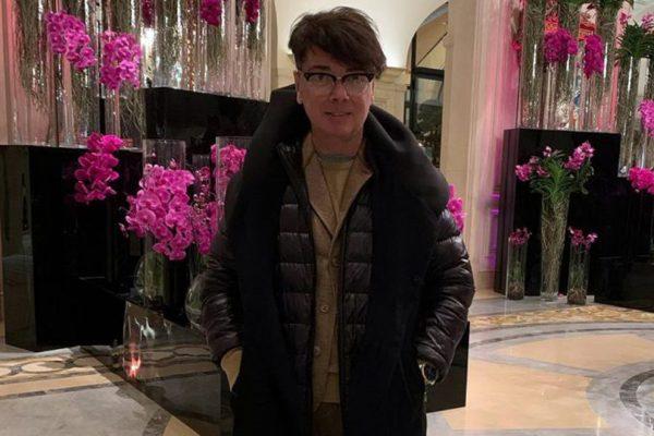 Пугачева приехала к сильно сдавшему Юдашкину в гости
