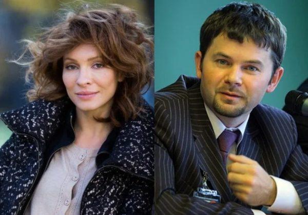 Елена Подкаминская и Александр Пляцевой, фото:klevoe.video