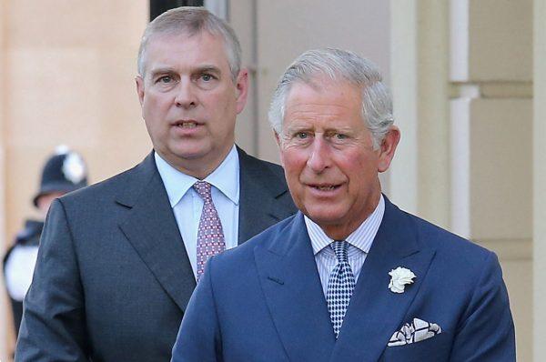 принц Чарльз, принц Эндрю