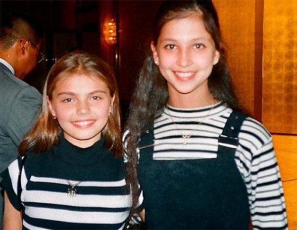Алина Кабаева и Яна Батыршина когда-то были лучшими подругами. Фото ntv.ru