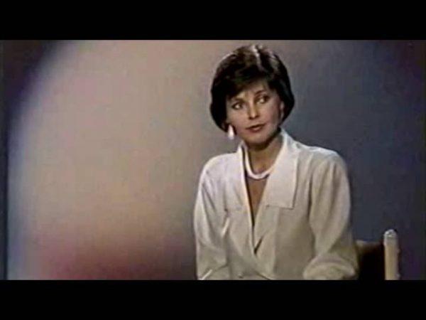 Четвёртая жена (с 1990 по 1997) Ирина Мартынова, диктор телевидения. Фото spletnik.ru/
