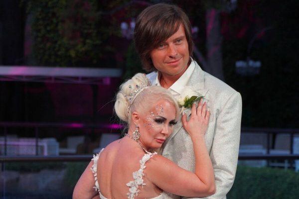 Прохор Шаляпин и Татьяна Дэвис. фото:tvcenter.ru